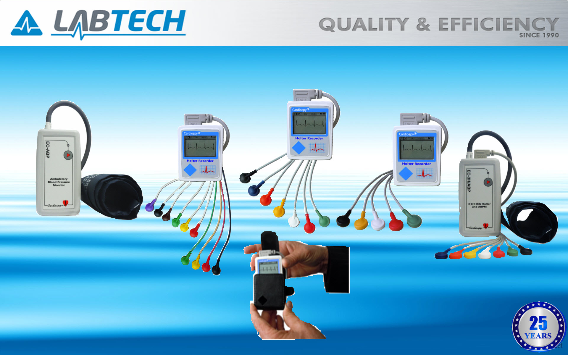 Labtech Holter