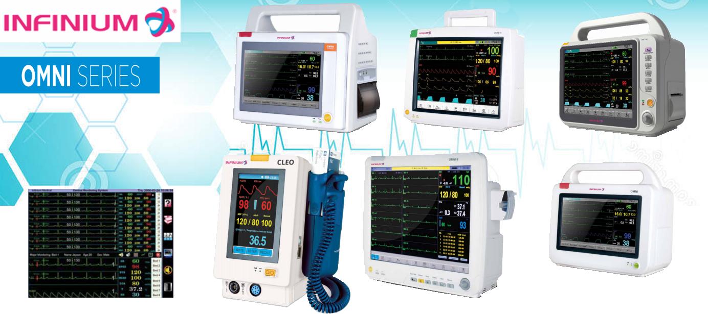 Infinium Patient Monitoring