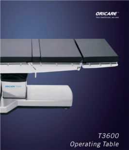 T3600 Electronic Operating Table