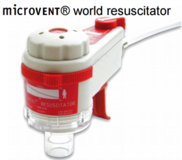 MicroVENT Resuscitator